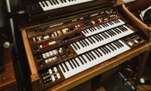 Django Django's Tommy Grace on his rare Yamaha D85 organ