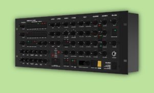 Black Corporation teases new eight-voice analog synth, Kijimi