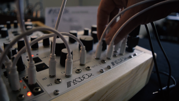 Modor Music shows off its new Eurorack module at Superbooth 2018
