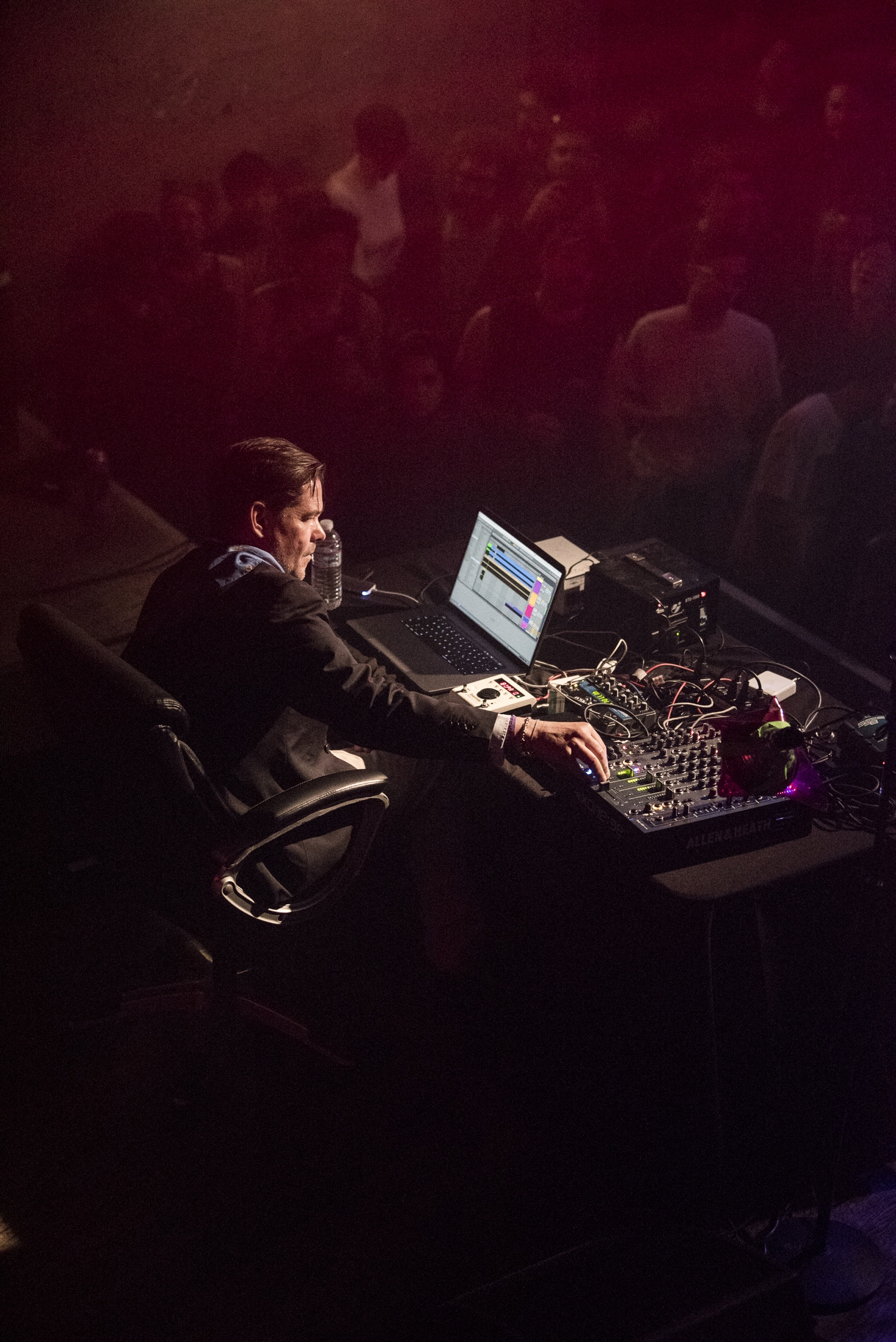 MUTEK.SF 2018: A celebration  techno and an indictment  technology