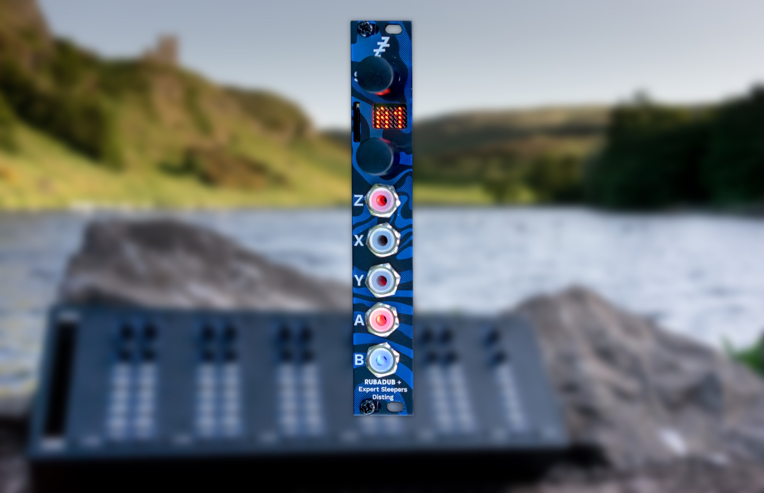 Expert Sleepers and Rubadub team up on Eurorack module inspired by the Scottish highlands
