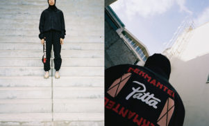 Dekmantel and streetwear label Patta announce 2018 collaboration