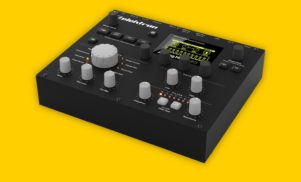 Elektron releases new analog sound processor, Analog Heat MKII