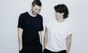 Steffi and Martyn join forces for Air Texture Volume VI