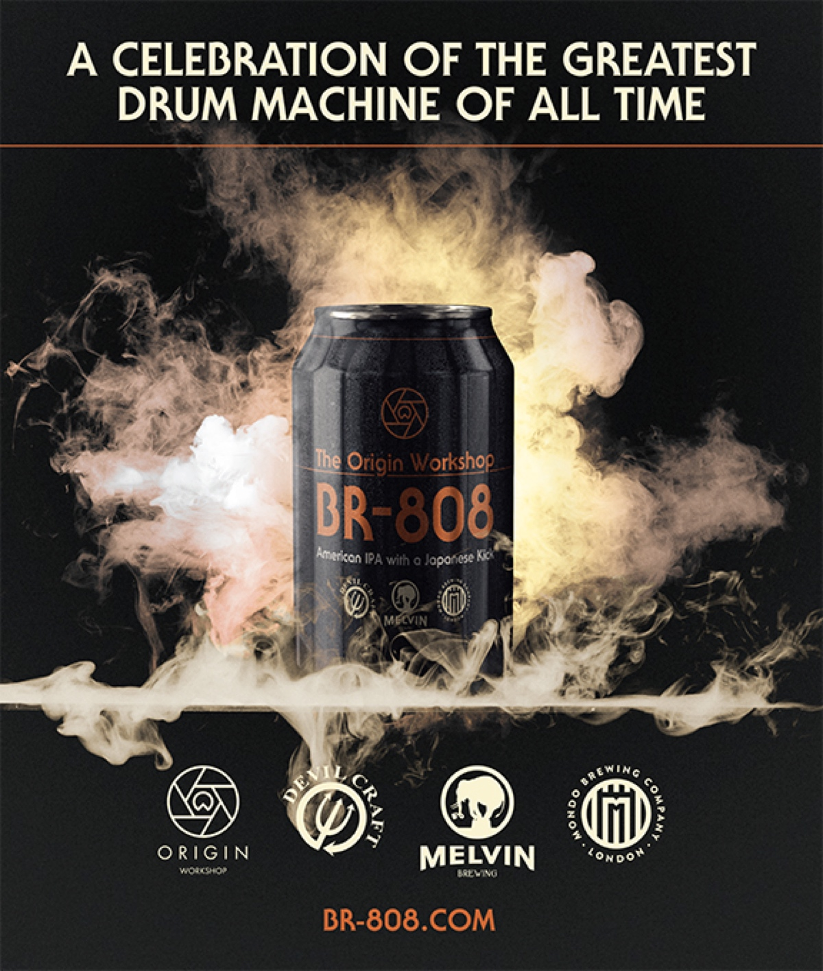 You can now buy 808-themed craft beer to celebrate 808 Day
