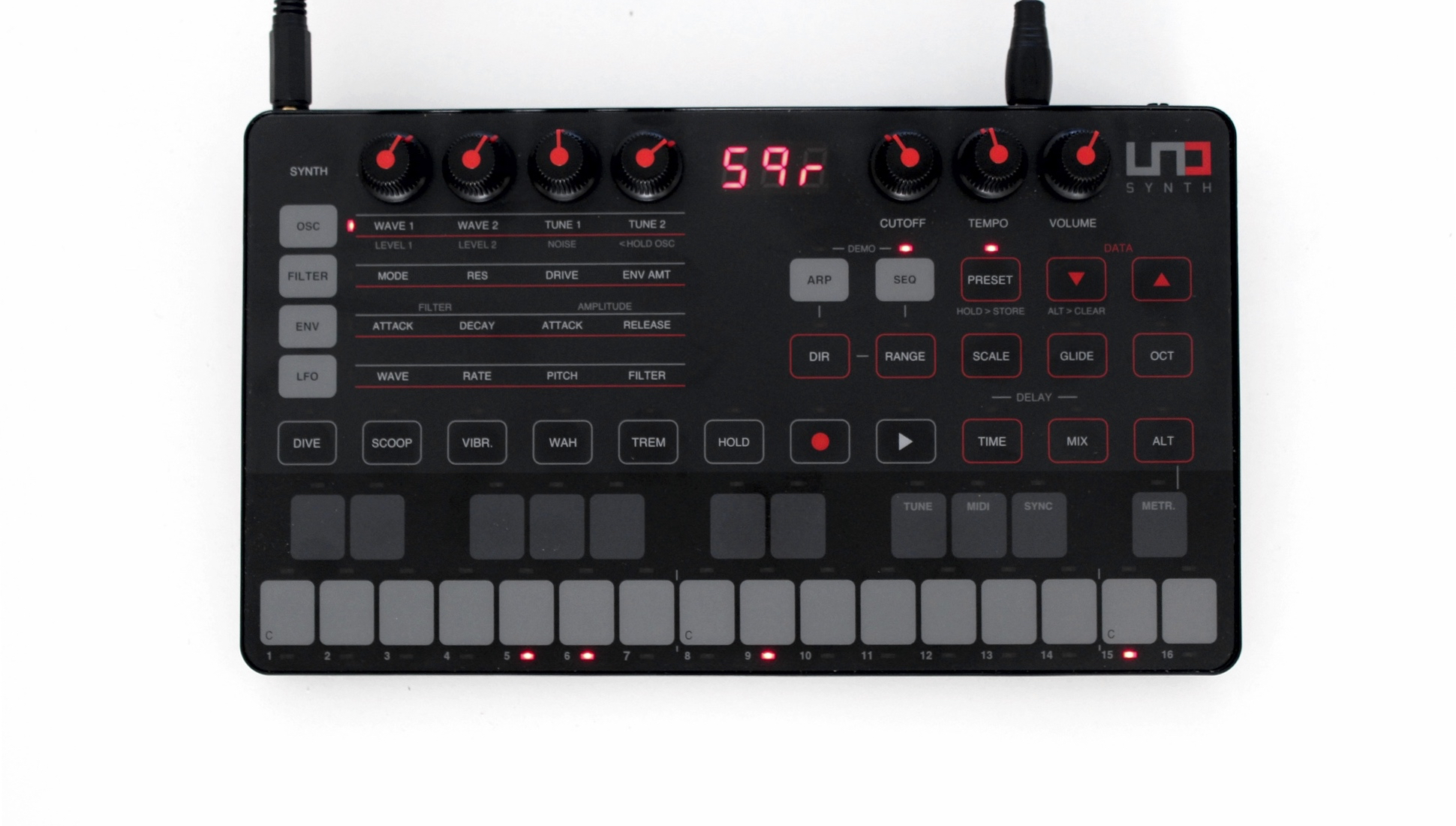 IK Multimedia UNO synth review: A contender for the budget synth crown