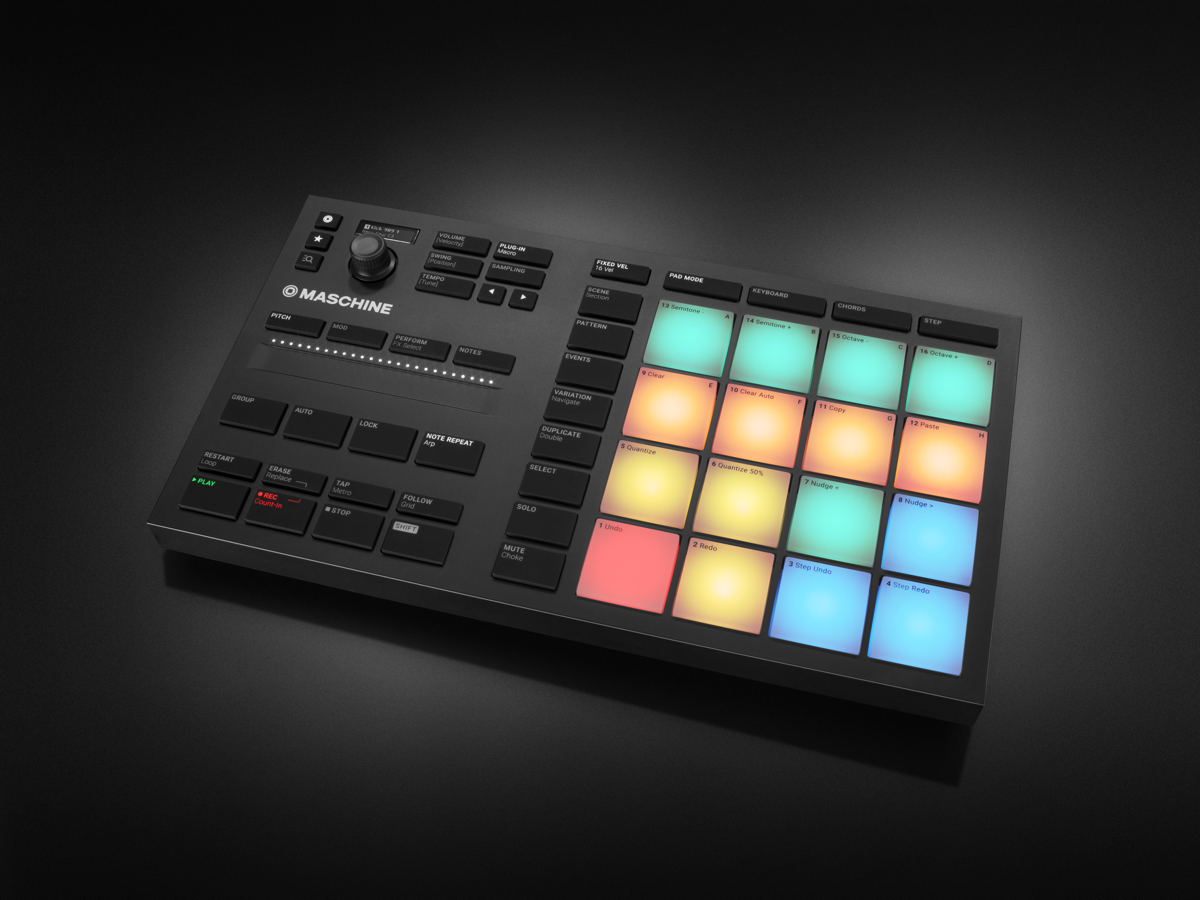 Native Instruments unveils nine new products across Maschine, Traktor and Komplete lines