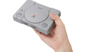 Sony to release miniature PlayStation with 20 classic games