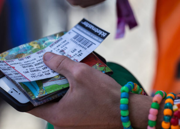Ticketmaster Colluding With Scalpers, Taking A Cut