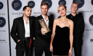 Wolf Alice win 2018 Mercury Prize for Visions of a Life