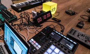 Don't miss our Against The Clock Lab from ADE 2018
