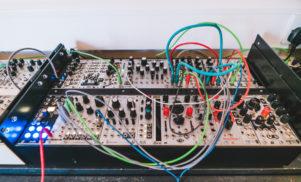 Electro trio London Modular Alliance debut on Rhythm Section sub-label  International Black