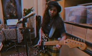 Watch Nabihah Iqbal cover The Cure's classic 'A Forest'