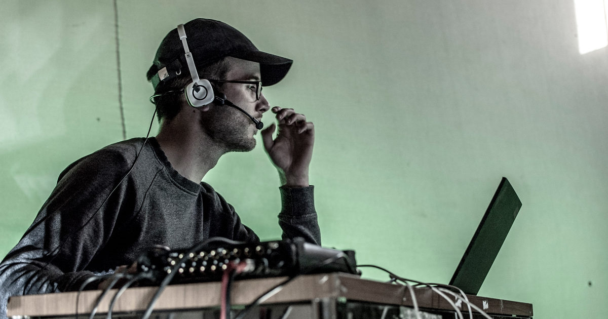 Sam Kidel throws a rave in Google's data centre on new LP Silicon Ear