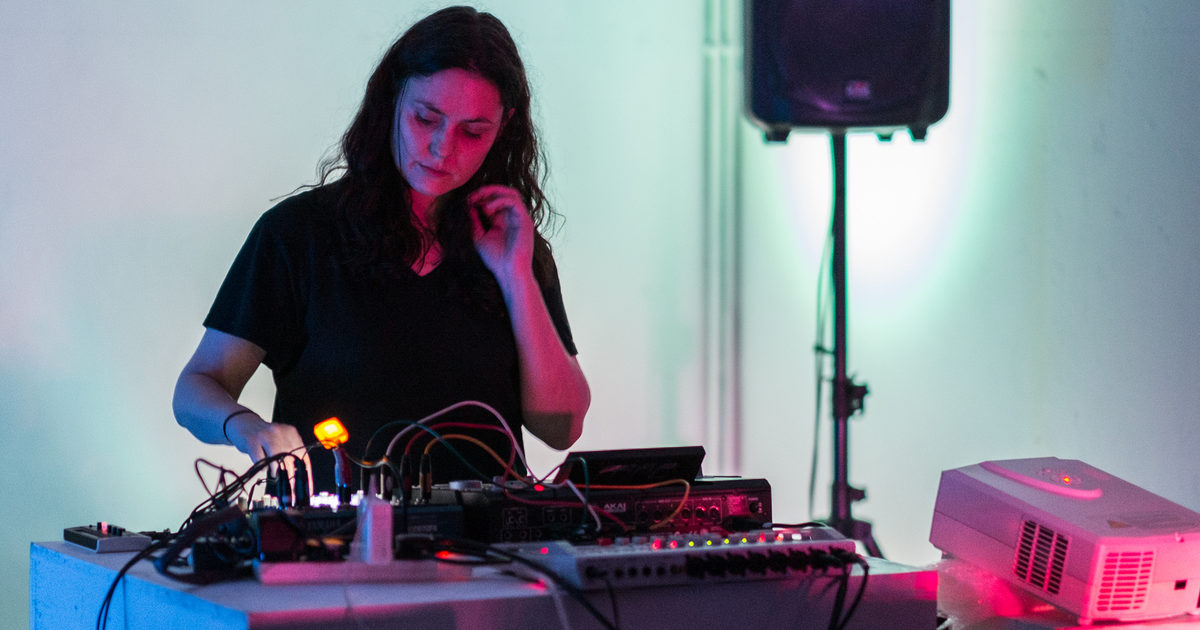 London producer Shelley Parker debuts on Hessle Audio with Red Cotton