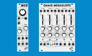 ALM Busy Circuits intros new wavetable oscillator and multi-mode modulator for Eurorack