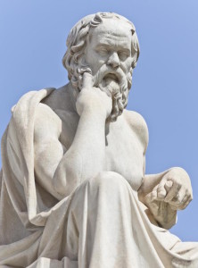 Socrates [National Academy of Athens, Greece]
