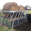 Bale Up Hayfeeder For Cattle - Livestock