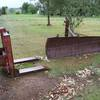 3PL Grader Blade and Folk for Sale