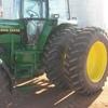 John Deere 4960 MFD Tractor - Repainted - Machinery & Equipment