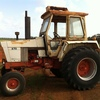 Case 870 Agri King Tractor with 3PL
