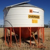 Sherwell Ahrens 1511 CBT model 31Mt grain/ fert field bin For Sale 2 x Available