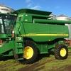 John Deere 9760 STS Header / Harvester For Sale