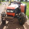 SAME SOLARIS 45 Tractor - 4WD, ROPS, Rear Forks, In good condition. **Price Reduced** - Machinery & Equipment