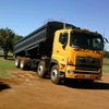 Hino 2008 8 x 4/15 cubic metre tipping body/410hp 16 speed For Sale