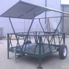 Paton Mobile Feed Station Cattle 7.6m - Livestock