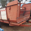 Georgde Feed Out Wagon - Large Machinery - Used