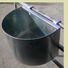 Paton Galvanised Mounted Feeder/Drinker   Horses - Livestock Equipment
