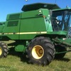 John Deere CTS 4WD Rice Header for sale - Machinery & Equipment