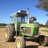 4230 John Deere Tractor With Gason Cab x  105 HP.