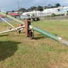 40 x 8 Auger with Biggs V Twin For Sale