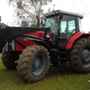 Massey Ferguson 8110 Tractor Front End Loader - Large Machinery - Used