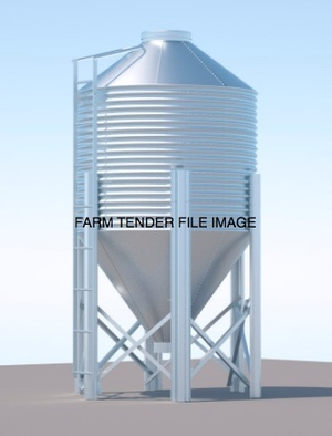 15- 25tonne Pellet Silo wanted New or Second Hand, With Blower pipe and 1.6 High Schute off the ground
