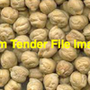 250/mt of Kabuli Chickpeas sizes 7 and 8mm - Grain & Seed