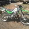 Kawasaki 250 stockman