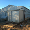 100 ft x 40ft Shed for removal - Machinery & Equipment