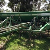 John Deere Chamberlain 746 combine With Air Seeder Box and SSB For Sale