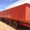 2009 Dunstan Farmers Engineering 80 tonne Mother Bin.