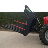 Silage Buck Rake with Push Off.
