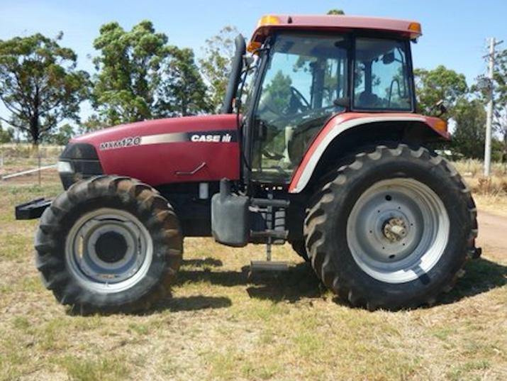 Case MXM-120 | Machinery & Equipment - Tractors For Sale