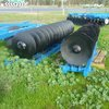 28 plate BLUELINE offset disc c/w ram & hoses. - Machinery & Equipment