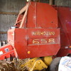 new holland 658 round baler - Large Machinery - Used