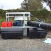 Floating Flood Irrigator