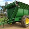 Bordignon Chaser Bin / Feeder filler For Sale - Machinery & Equipment
