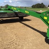 AS NEW! 956 John Deere Moco Mower Conditioner w tri lobe conditioning rollers For Sale