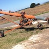 Sherwell 36ft x 9 Inch Auger For Sale w 18HP Motor